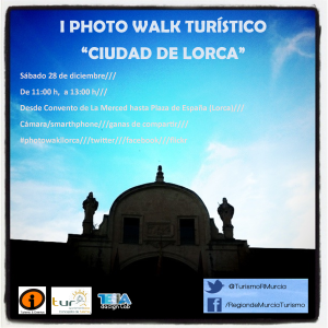 PROMO PHOTO WALK CIUDAD DE LORCA