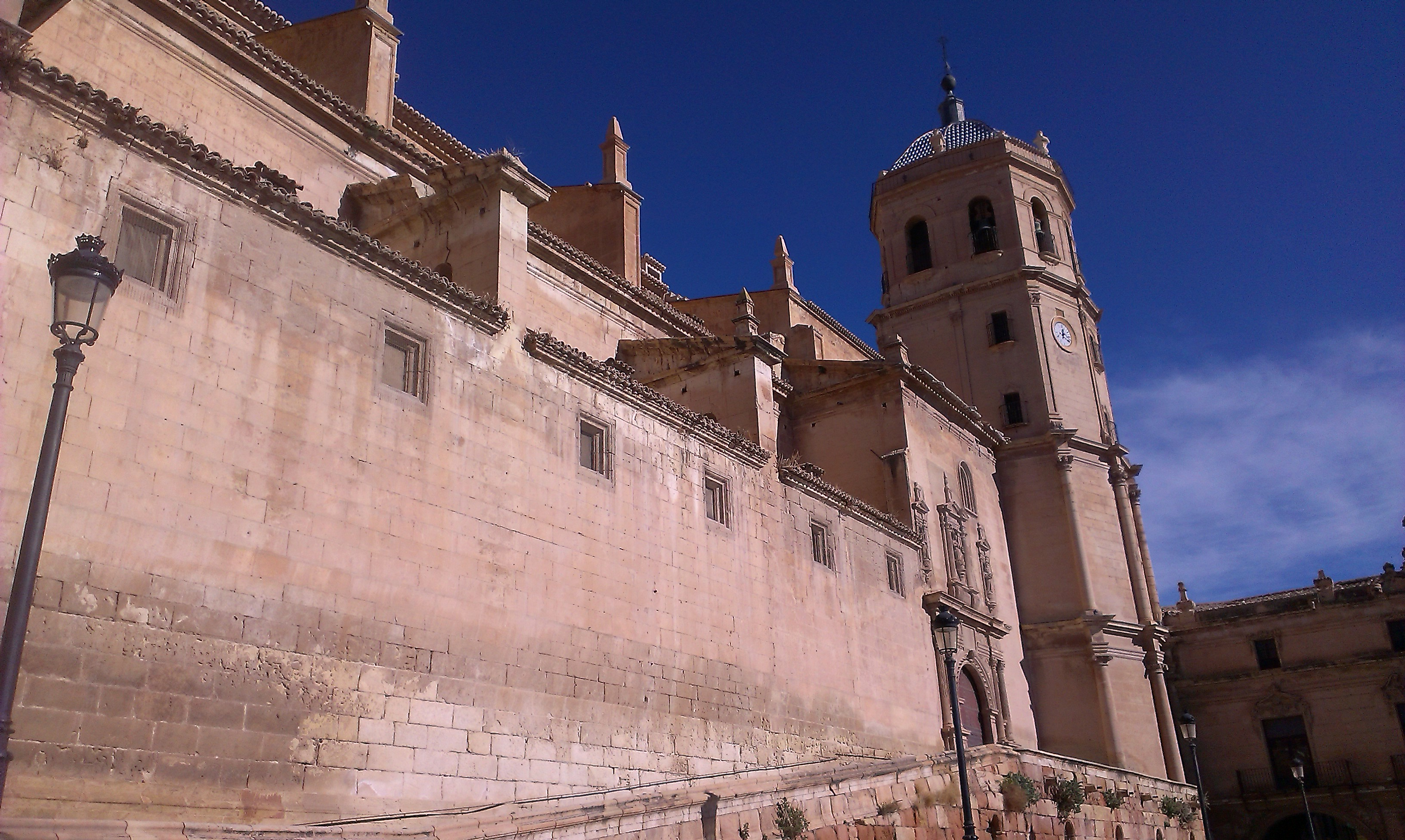 Colegiata de San Patricio (Lorca)