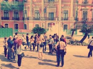 Visita guiada a Murcia - Ayuntamiento