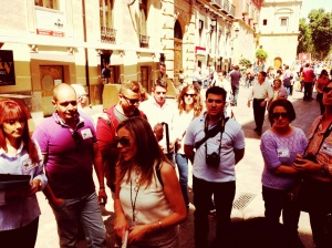 Visita guiada a Murcia