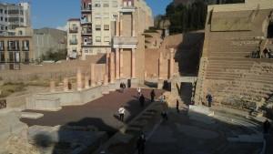 Teatro Romano - Visita Cartagena
